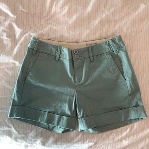 Anthropologie Shorts - Anthropologie Paper Boy Chino Shorts